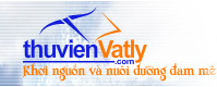 Logo Thư Viện Vật Lý
